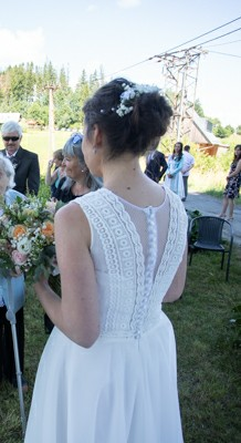 Svatební šaty Boho - Obrázek č. 1