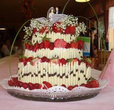 výborný tvarohový dort