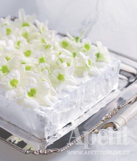 Přípravy - Karibský svatební dort, upeče maminka, zkouška dopadla na výbornou, je famózní