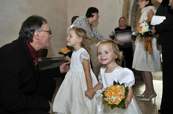 Můj tatínek s našimi dcerami