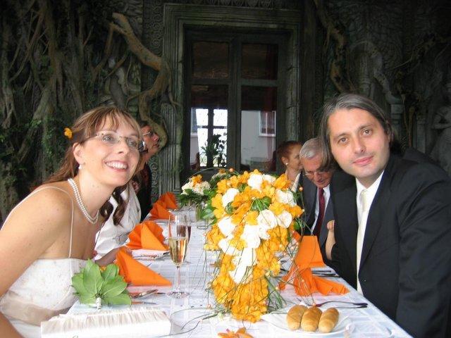 Michaela R.{{_AND_}}Jan R. - Na hostině Foto Míša