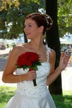nevěsta...upravovaná fotečka