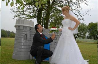 traška srandy po svatbě