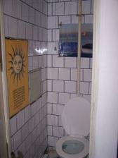 povodne WC