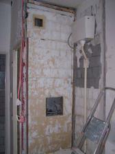 stena uspesne zburana