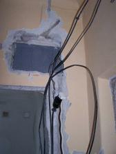 natahovanie novej elektriky
