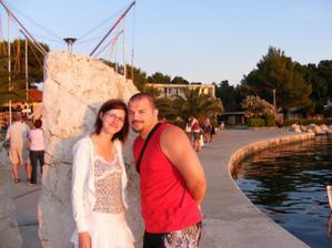 Svatební cesta - Chorvatsko