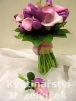 nejradši bych měla tulipány a malé kaly