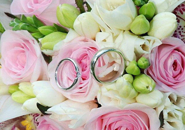 Vseličo čo sa mi páči:) - svadobná kytica z týchto kvetov, frézie a ružové ruže