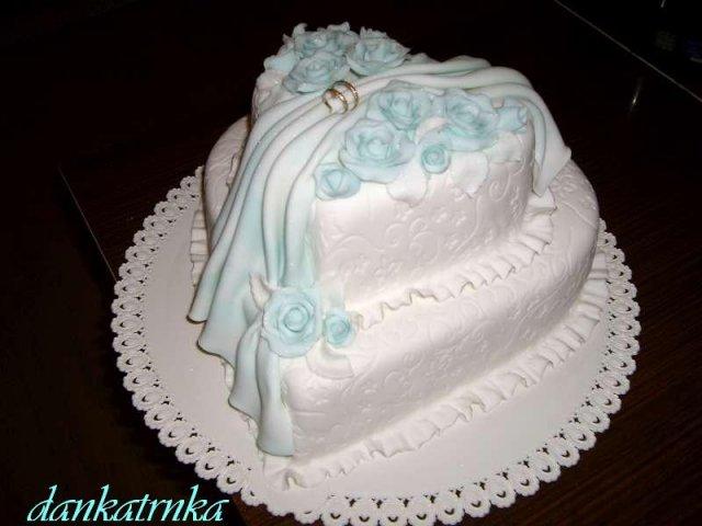 Pred svadbou - Predstava o torte
