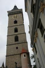 Katedrála a Černá věž