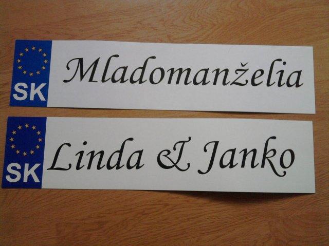 Linda & Jani - krásne :)