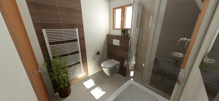 Vizualizace koupelen - Obrázek č. 2