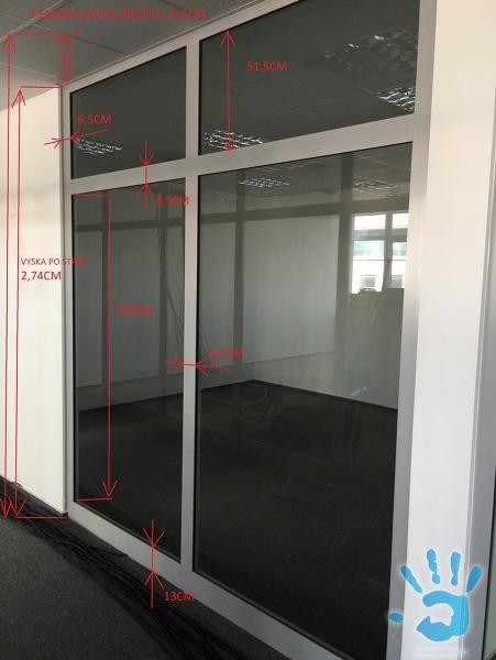 Hlinikove presklene priecky a dvere - Obrázok č. 1