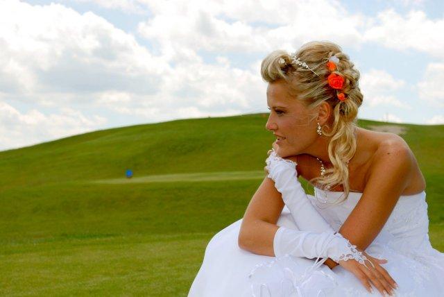 Romanka a Radko - kamoska uz stastne vydata mala krasne vlasky