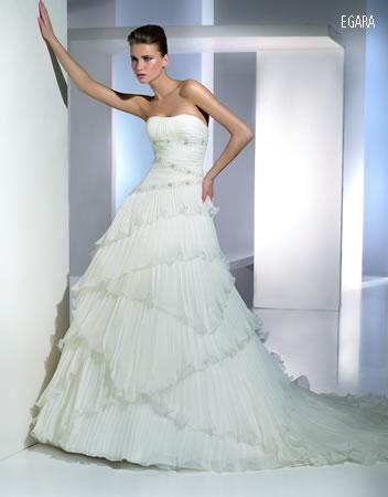 Svadobné šaty. - Obrázok č. 2
