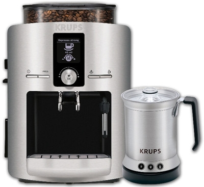Kávovar Krups 8261 - Obrázok č. 1