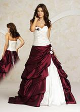 návrh na šaty