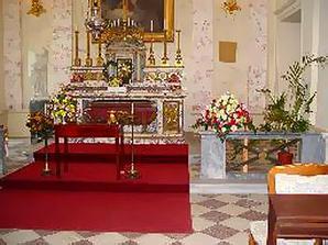 kaple je překrásná,obřad bude civilní