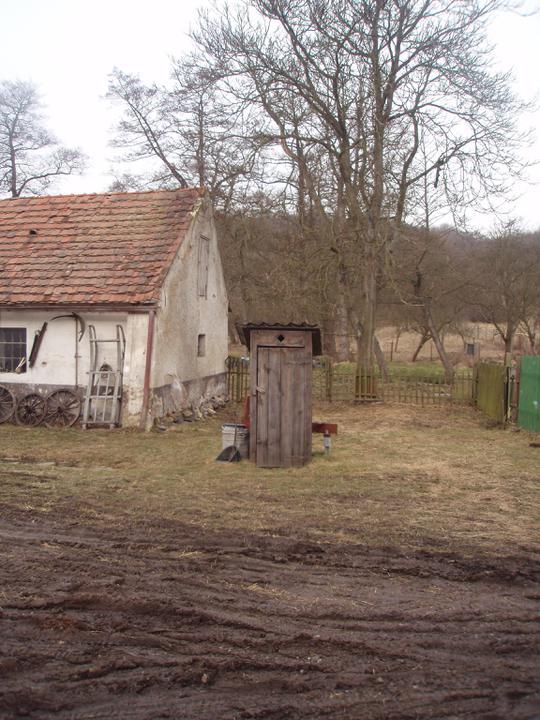 Trojanův mlýn - není promo firmy :-))) - Úžasná kadibudka