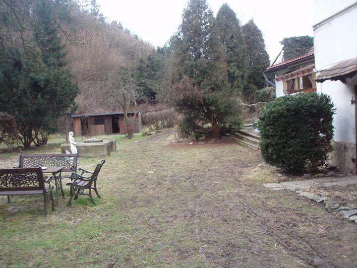 Trojanův mlýn - není promo firmy :-))) - Zahrada