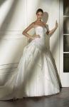 moje šaty na modelce :))