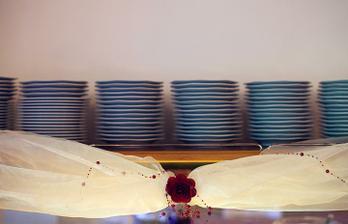 Tak si vezměte talířek a šup ke stolu :)
