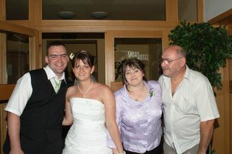 S manželovými rodiči