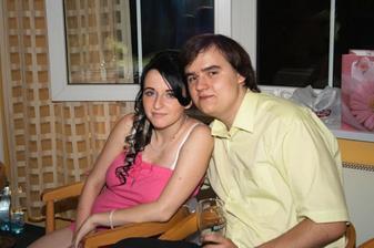 Ségra s přítelem