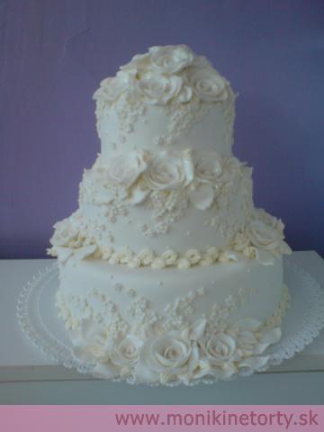 Torta - slabá náhrada, ale tiež krásna