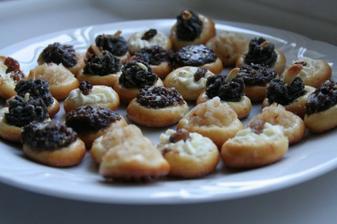 koláčky z Krušovické pekárny - MŇAM