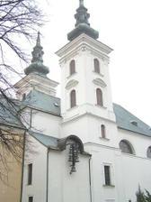 Kostel, kde se budeme brát