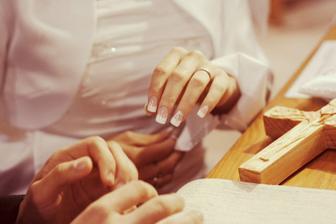 prstenky sme si vymenili:)