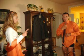 přípravy ženicha