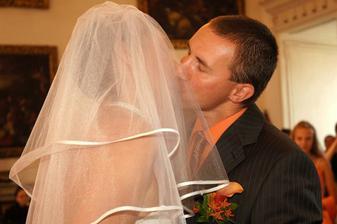 nádherný dlouhý polibek