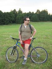 Předmanželský výlet na kolech