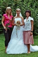 Kačka ,já a Andymoje sestry..