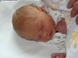 Naše malý zlatíčko :-)