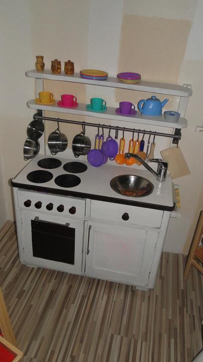 Bejvavalo - kuchynka pre moju opicu