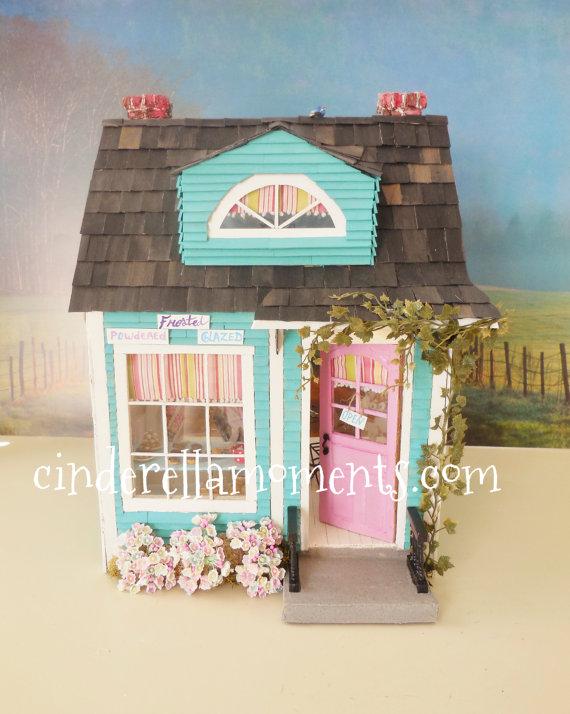 Nezvyčajné obydlie pre bábiky - Obrázok č. 11