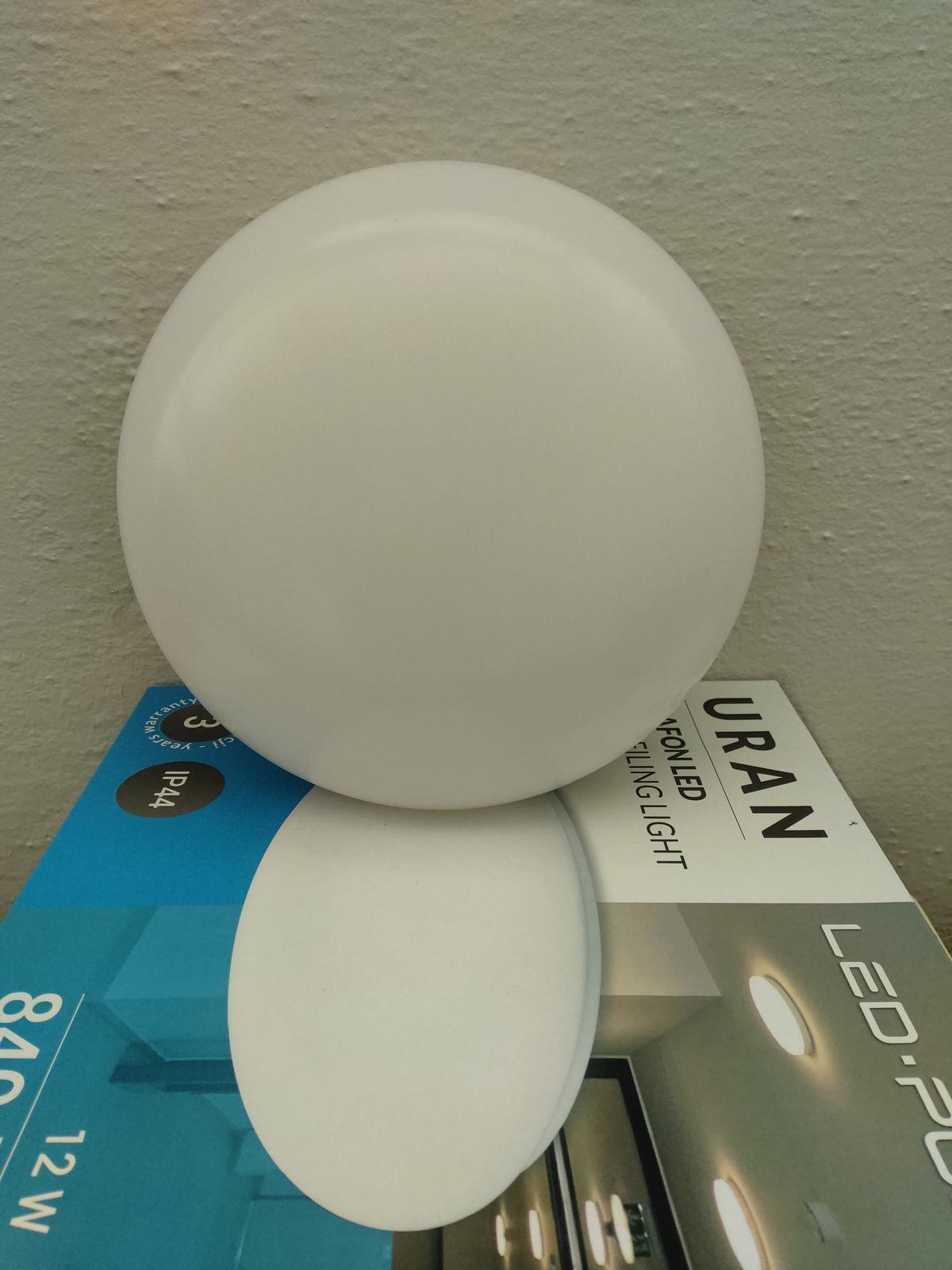 LED stropné svietidla - Obrázok č. 2