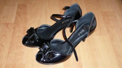 moje popolnočné topánky