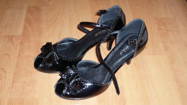 Jednoducho my - moje popolnočné topánky