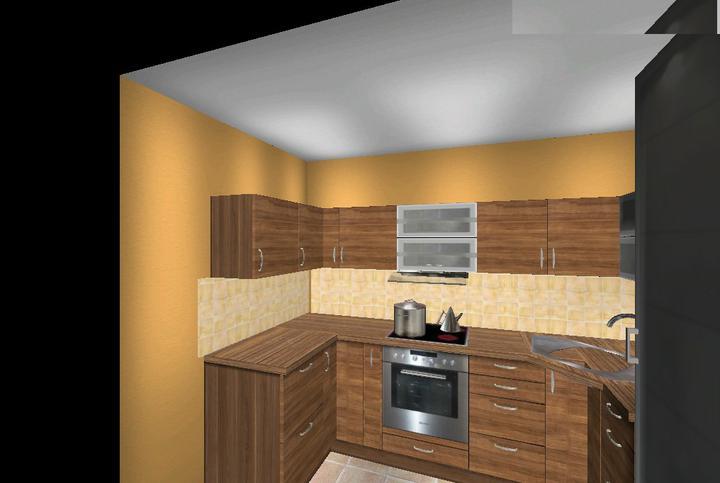 Vizualizácia kuchyne - Obrázok č. 4