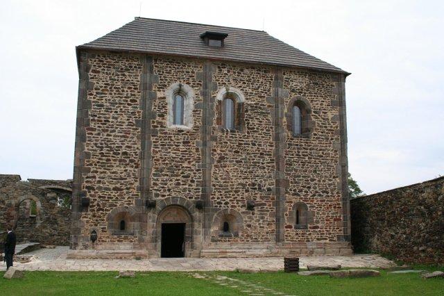 Kaple z 12. století