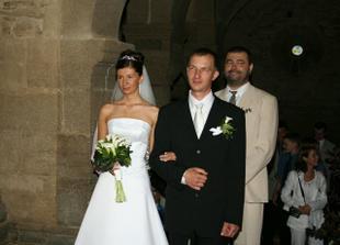 Moc milá svatební řeč