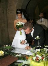 Vše jsme podepsali...