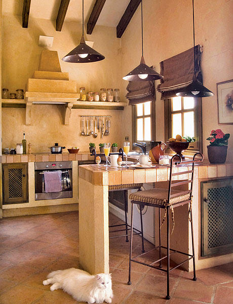 Zděné kuchyně - Obrázek č. 37