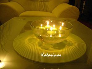 plovoucí svíčky 1