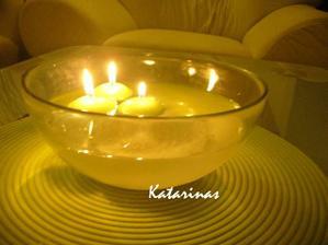 plovoucí svíčky 3